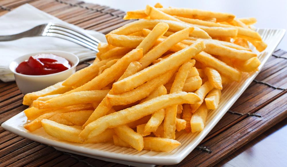 НАЙ-ЛЕСНИТЕ и ХРУПКАВИ пържени картофи (рецепта + видео)