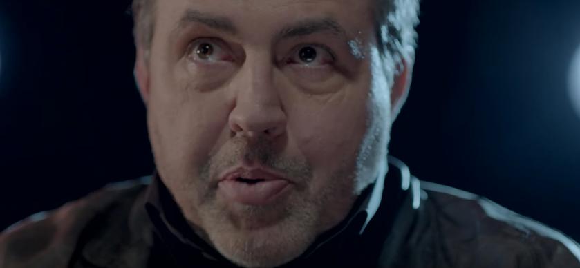 """ИЗТРЪПВАМЕ! Христо Мутафчиев рецитира """"Хаджи Димитър""""! ВИЖТЕ ГО! (Видео)"""