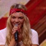Тя излиза на сцената на X Factor, но цялата трепери от страх… ВИЖТЕ какво се случва после! (ВИДЕО)