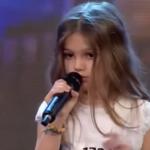 Това момиченце ЩЕ ВИ ПОРАЗИ! Малката Поля Иванова от Бургас показва таланта си! (ВИДЕО)