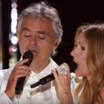 """Два от НАЙ-КРАСИВИТЕ гласове на планетата! Андреа Бочели и Селин Дион пеят песента """"The Prayer"""" (ВИДЕО)"""