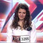 Прелестна! Вижте Михаела Филева на първия ѝ кастинг за X FACTOR (ВИДЕО)