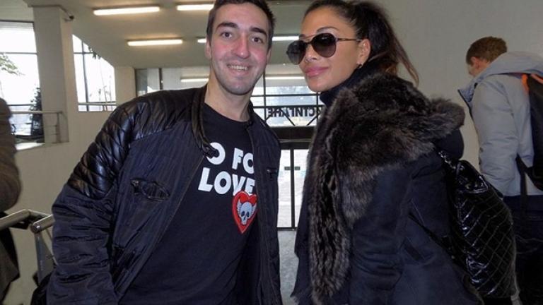 Гришо доведе Никол Шерцингер в България! ЕКСКЛУЗИВНИ СНИМКИ!