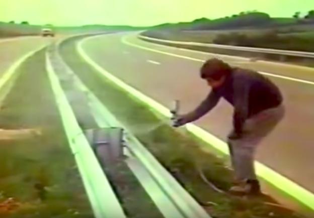 УНИКАЛНИ кадри! Как се строяха магистралите по време на социализма! (ВИДЕО)