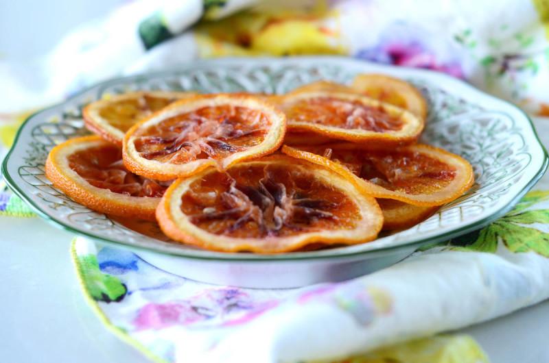 Яли ли сте някога чипс от портокал? Ще се изненадате колко е вкусен!