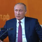 Путин: В Русия не тероризираме гейовете, просто не им позволяваме те да ни тероризират