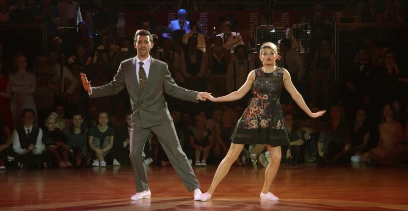 Това със сигурност е най-готиният и енергичен танц, който сте виждали в последно време! (ВИДЕО)
