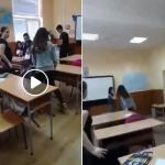 ИЗВЪНРЕДНО: Брутално насилие в училище, вижте в каква среда учат децата ни (ВИДЕО)