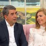 Горещи подробности за предстоящата сватба на Деси Банова и Росен Плевнелиев