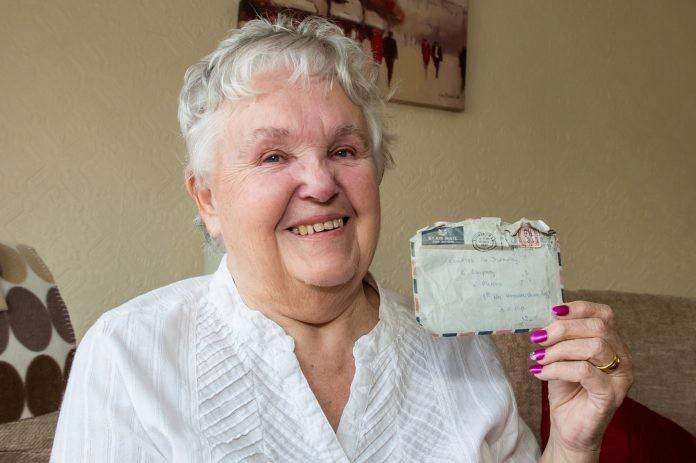 Тази жена написа писмо до съпруга си, а 57 години по-късно не можа да повярва какво ѝ се случи