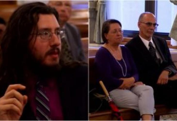 Куриоз! Родители съдят 30-годишния си син, за да се изнесе от тях (ВИДЕО)