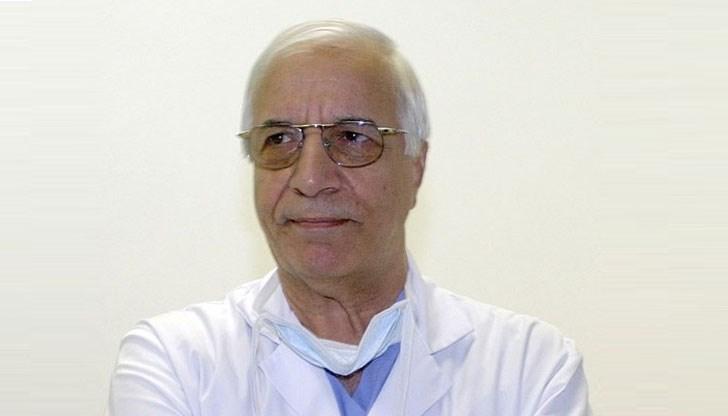 Двата важни съвета на проф. Чирков за здраво сърце