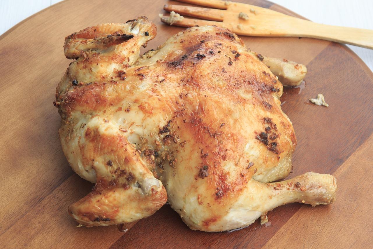 Как да почистим пилето от хормони и антибиотици преди готвене