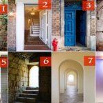 Изберете през коя врата да преминете и разберете съдбата си