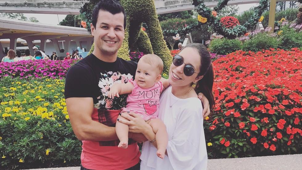 Внучката на Христо Стоичков навърши 2 години. Вижте колко е пораснала! (СНИМКИ)