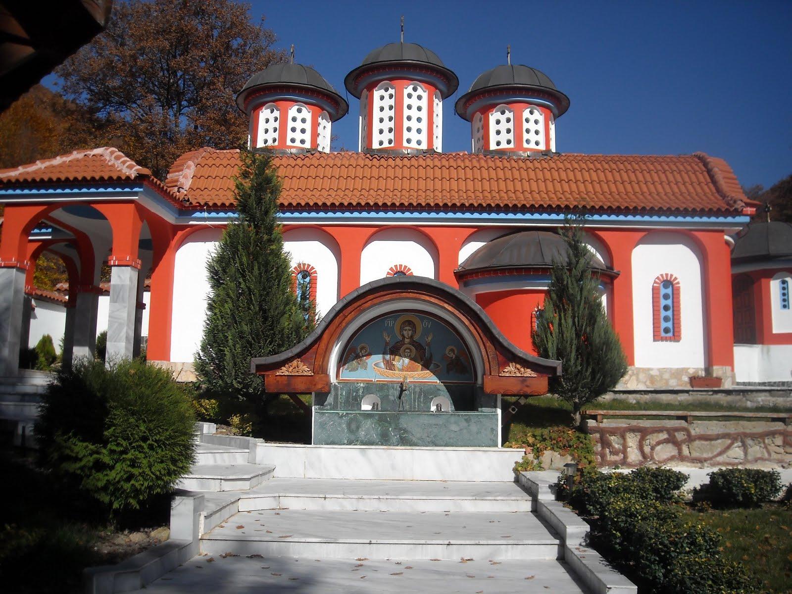 Манастирът край Одраница – едно наистина магическо място