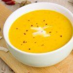 Лесна и бърза рецепта за крем супа от тиква