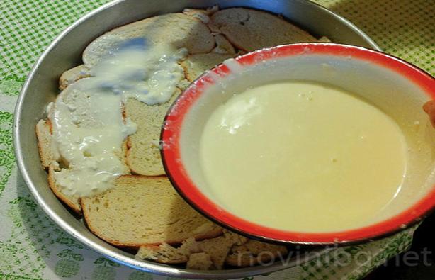 Вместо да изхвърляте стария хляб, направете си вкусна баница