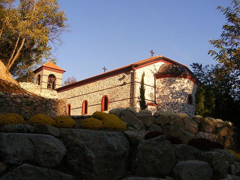 Църква Света Параскева - Петка