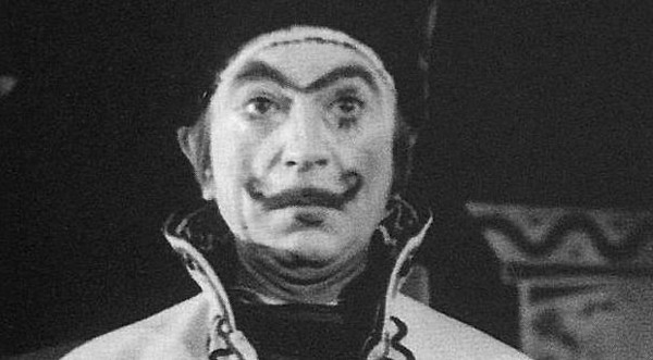 Пет любими филми с Георги Парцалев