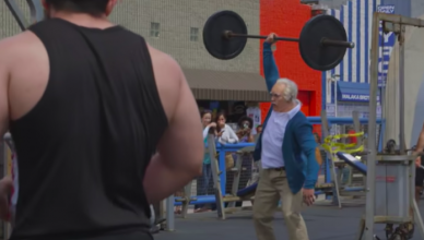 дядо фитнес