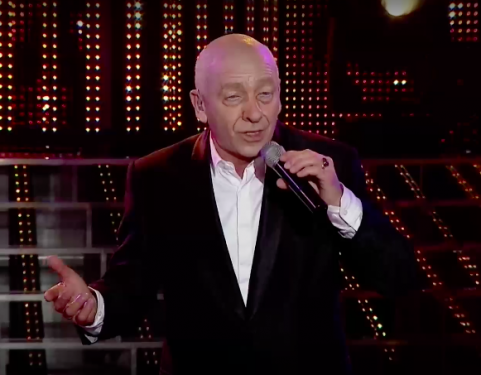 Страхотен! Вижте Димитър Маринов като Тодор Колев (ВИДЕО)