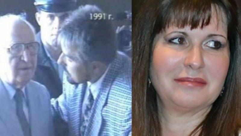 Жени Живкова призна, че Борисов ѝ прилича на дядо ѝ