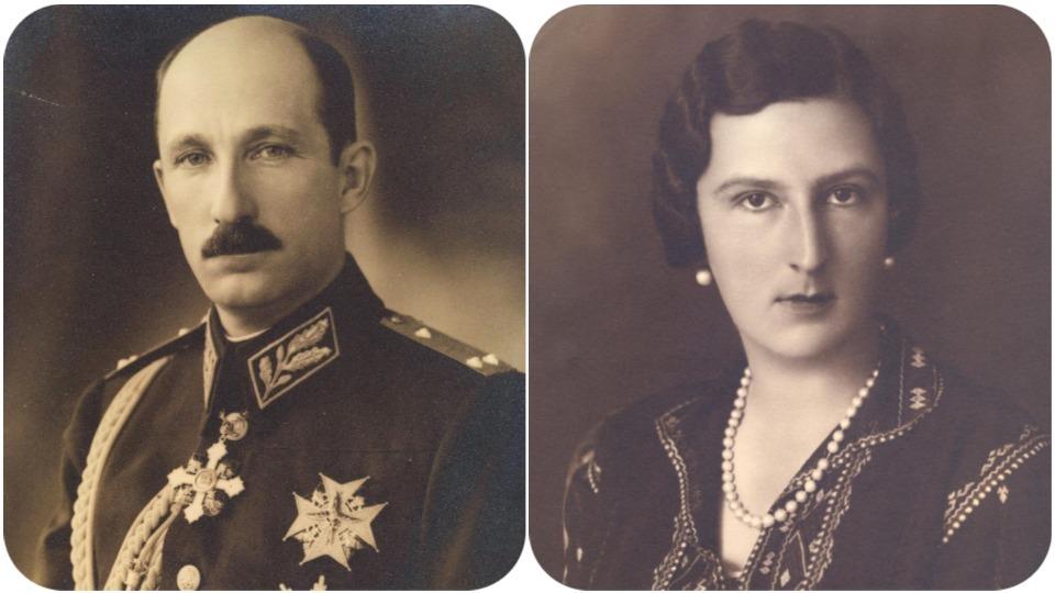 Невероятната любовна история на Цар Борис III и Царица Йоанна