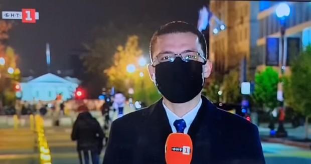 ВИДЕО: Репортер от БНТ псува като каруцар в ефир