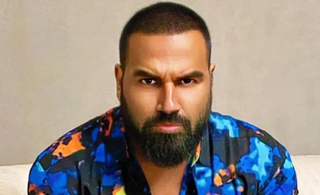 Азис махна брадата си и заприлича на момченце (СНИМКА)