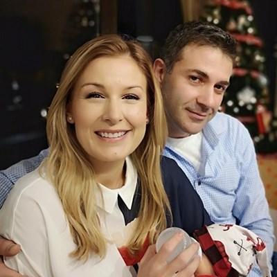 Ето го порасналото бебенце на Венелин Петков и Николета Маданска (СНИМКА)