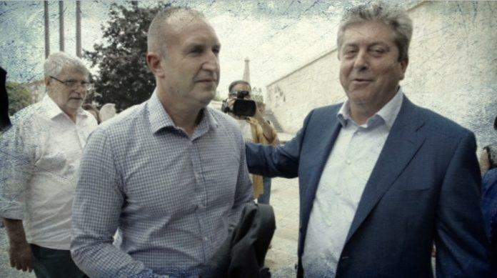 Първанов за Радев: Той е Чапай от Белово