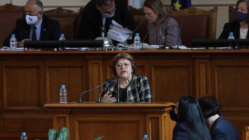 Татяна Дончева: Дори Фердинанд не си е позволявал капризите на Борисов