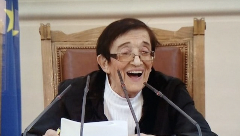 Мика Зайкова: Взеха кокала от устата на ГЕРБ