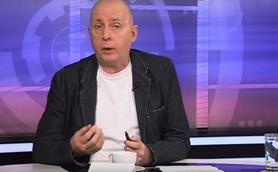 Отиде си журналистът Георги Коритаров