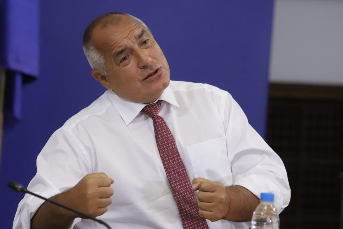 Борисов за опонентите си: Това са партии на мимикрията
