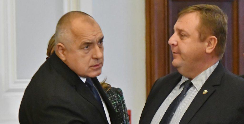 Каракачанов: ВМРО никога не сме клякали пред ГЕРБ