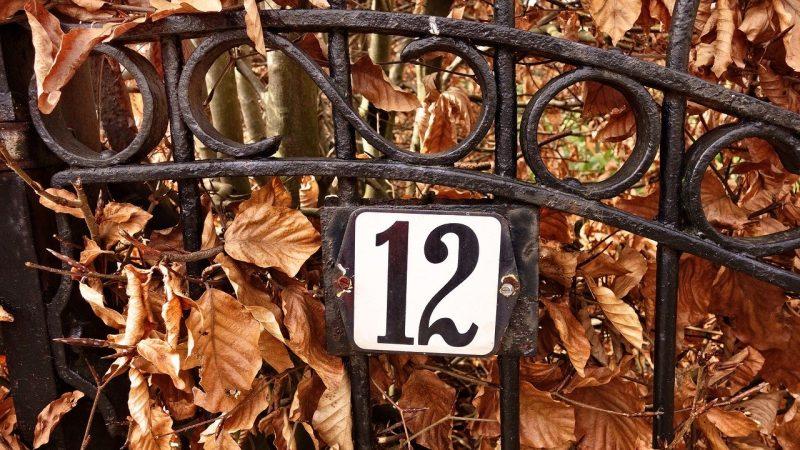 Значението на числото 12 в Библията и в нашия живот