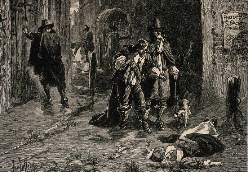 Черната смърт – чумата, която ужасява Европа