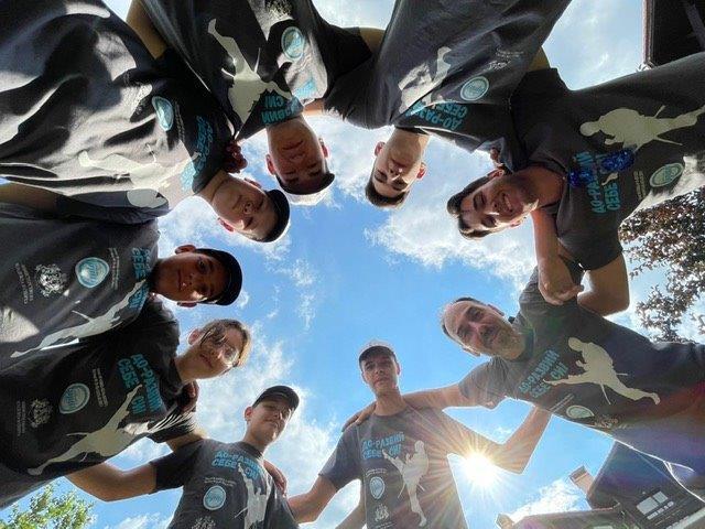 Каратеки със силна кампания за популяризиране на спорта сред младите